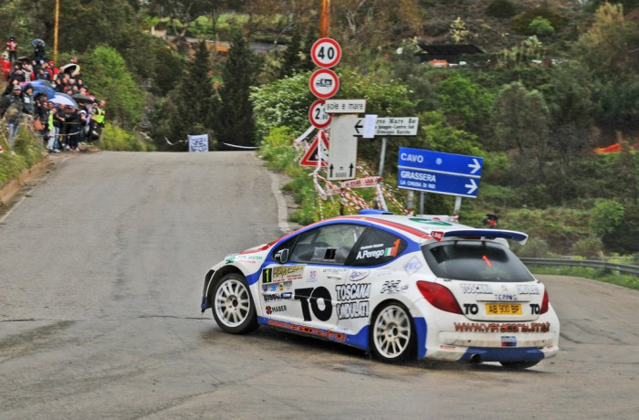 Historic Rally Elba